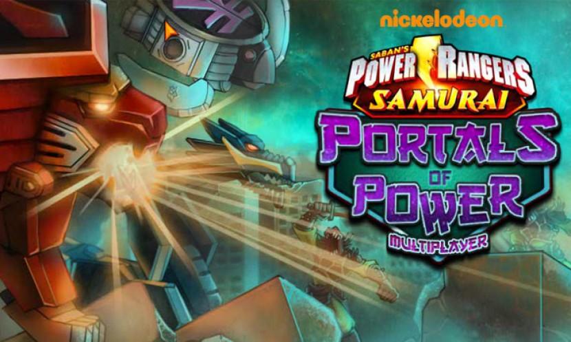 Power rangers samurai steel game free download pc