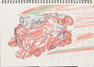 MSK-Mashin Fire Sketch