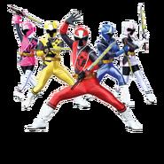 Power Rangers Ninja Steel (Team)