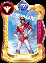 Red Hawk Card in Super Sentai Legend Wars