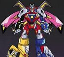 Chronos Hyperforce Megazord