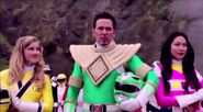 Emily, Tommy and Cassie in Super Megaforce