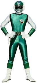 Flash-green