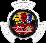 Jungle Fury Ninja Power Star