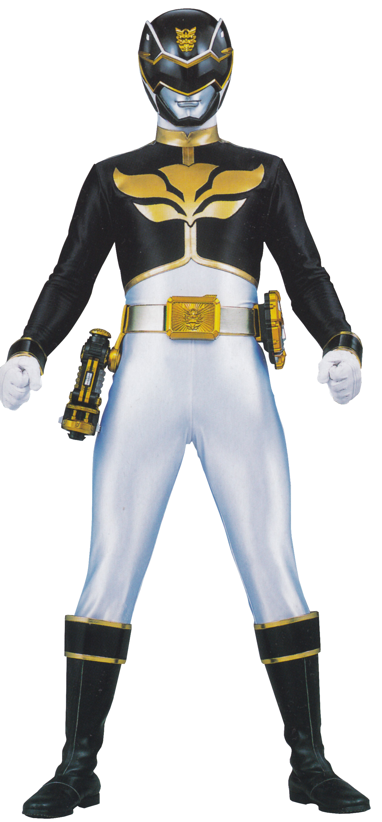 Black Power Ranger Megaforce