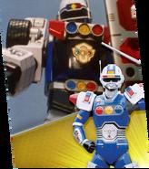 Robo Racer Megazord Madness