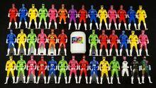 All Toqger Ranger Keys