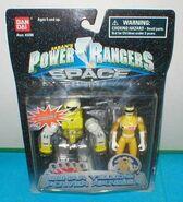 Lunar Yellow Ranger