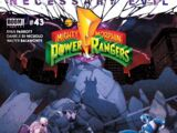 Mighty Morphin Power Rangers (Boom! Studios) Issue 43