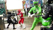 ToQger 15 - Red & Green Swap