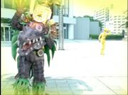 Yellow Ranger Dream