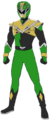 Green HyperForce Ranger