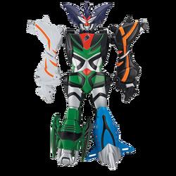 Power-rangers-jungle-fury-beast-master-megazord
