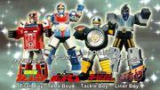 Boy Robos
