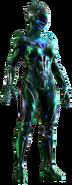 Green Zordon Morphin Ranger