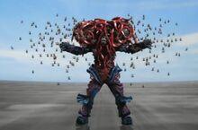 PRSS-Pestilox bug swarm