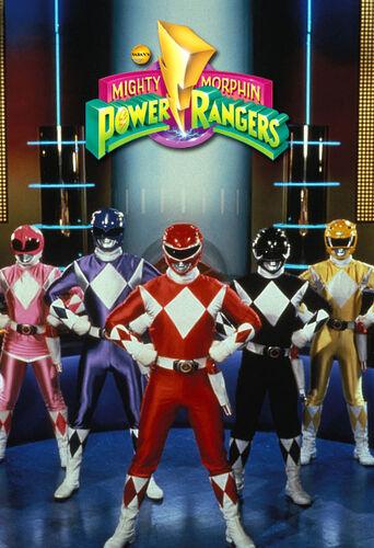 mighty morphin power rangers season 1 rangerwiki fandom