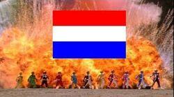 Power Rangers Operation Overdrive- Nederlandse versie