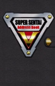 Super Sentai Address Book