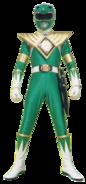 Green Mighty Morphin Ranger