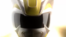 HyperForce Yellow Helmet