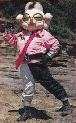 PRT Pink Creep