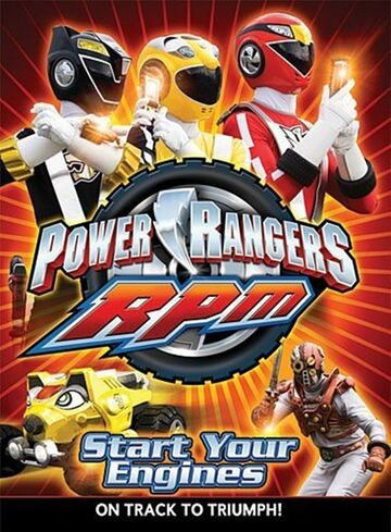 Power Rangers (Season 17) RPM in Hindi Dubbed ALL Episodes Free Download Mp4