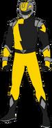 Yellow Hyperforce Ranger
