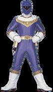 Blue Zeo Ranger