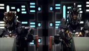 Commandobot cockpit