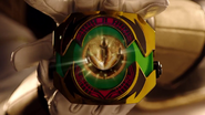Master Morpher activated (Green Ranger)