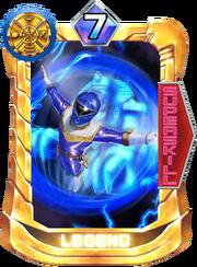 OhBlue Card in Super Sentai Legend Wars