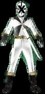 White Lightspeed Ranger