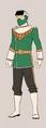 Green Zeo Sentry