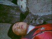 Ryuya death as TimeFire