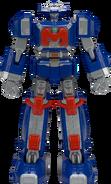 Astro Megazord Legacy Figure