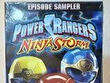 Power Rangers Ninja Storm: Nowhere To Grow