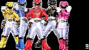 Power Rangers Megaforce (Team)