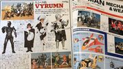 Vyrumn in scanned magazine