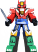 Zyuoh King 1*2*4