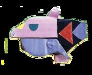 Abare Pink - Homemade Dino Brace