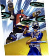 Lightzord Megazord Madness