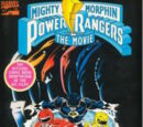 List of Power Rangers issues (Marvel Comics)