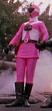 Pink Cyborg Ranger