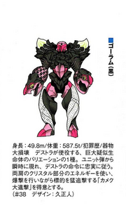 Pink Goram concept