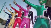 Dekaranger (Super Hero Taisen Z)
