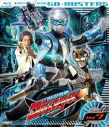 Go-Busters Blu-ray Vol 7