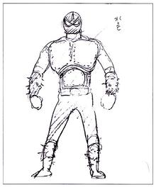 Devil-wrestler