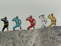 Kakuranger (Super Sentai World)