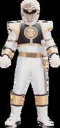 White Mighty Morphin Ranger